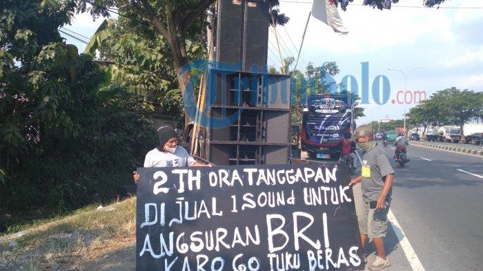 Viral Warga Boyolali Jual Paket Soundsystem di Pinggir Jalan untuk Bayar Bank, Ini Kisaran Harganya