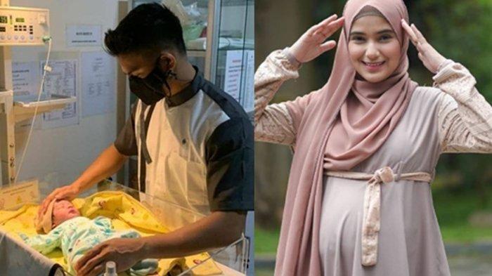 Rizki DA dan Nadya Mustika Dikaruniai Anak Laki-laki,Diberi Nama Baihaqqi Syaki Ramadhan Ini Artinya