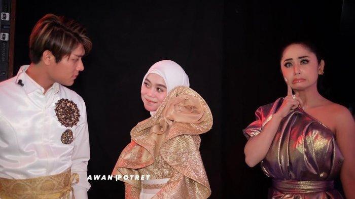 Dewi Perssik Disebut Pansos Gara-gara Foto Bareng Lesty Kejora dan Rizky Billar, Begini Reaksinya
