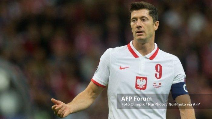 Perpanjangan Kontrak Belum Jelas, Bayern Muenchen Ikut Berburu Haaland, Lewandowski Frustasi