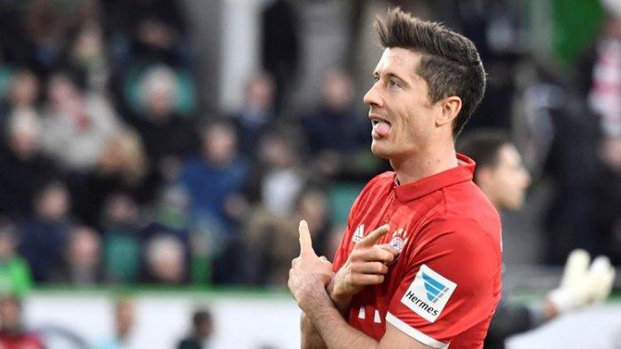 Barcelona VS Bayern Munchen: Pertarungan Lewandowski dan Messi, Pembuktian Penyerang Serba Bisa