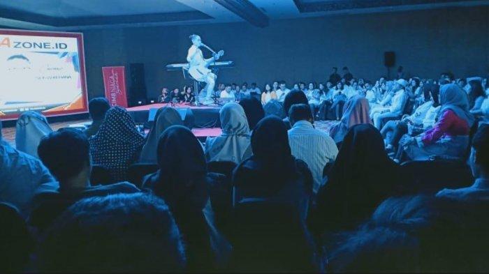 Romansa Sore The Sunan Hotel Solo Feat Nufi Wardhana Sukses Bius Penonton