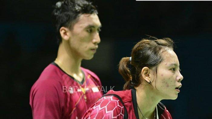 Ronald/Annisa Lolos ke 16 Besar, Tontowi/Della Tersingkir dari Hong Kong Open 2018