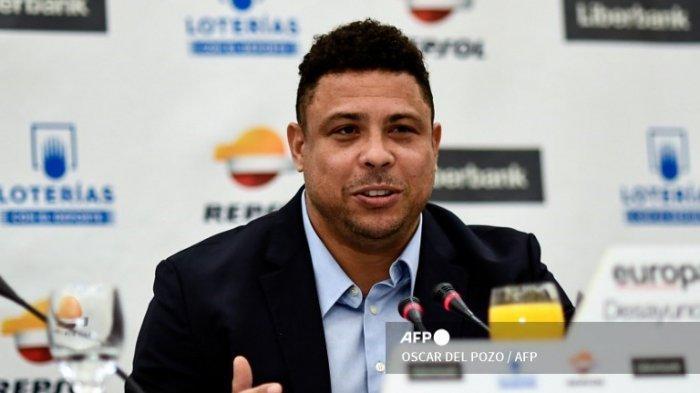Legenda Brazil Ronaldo Sentil PSG : Lionel Messi Bukan 'Jimat' Trofi Liga Champions