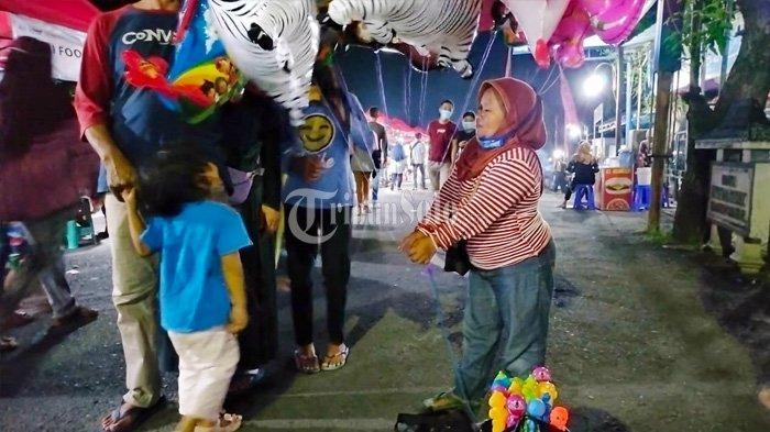 Syarat Night Market Sukowati Dibuka Lagi, Bupati Sragen Sebut Jika Capaian Vaksinasi Sudah 70 Persen