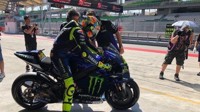 Jadwal Siaran Langsung Trans7 MotoGP San Marino Minggu Sore, Rossi Start dari Posisi 7