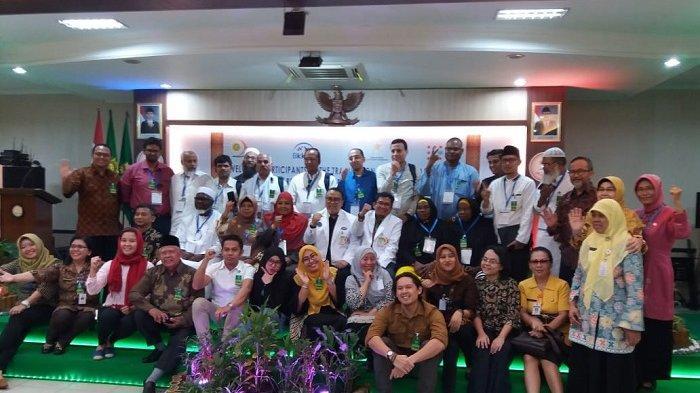 24 Orang Wakil dari 10 Negara Asia-Afrika Kunjungi Layanan KB di RS Muhammadiyah Solo