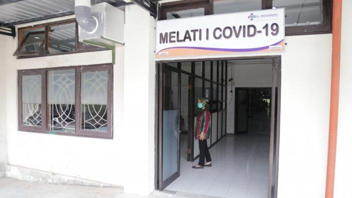 Corona Solo Masih Menggeliat, 80 Persen Ruang di Bangsal Covid-19 RSUD Dr Moewardi Terpakai