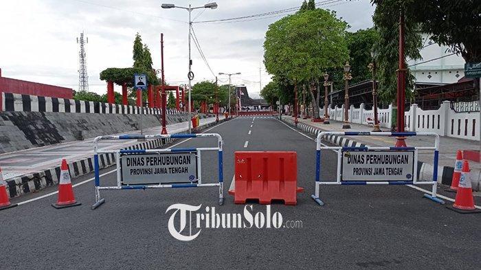 PPKM Level 4 Diperpanjang, Sejumlah Ruas Jalan di Wonogiri Masih Ditutup: Ini Daftar Lokasinya