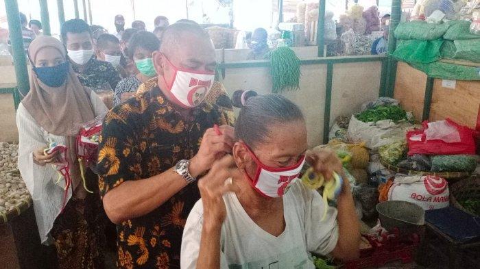 Pedagang di Solo Akan Diawasi, Terfoto Tak Gunakan Masker, Sanksi Berat Menanti