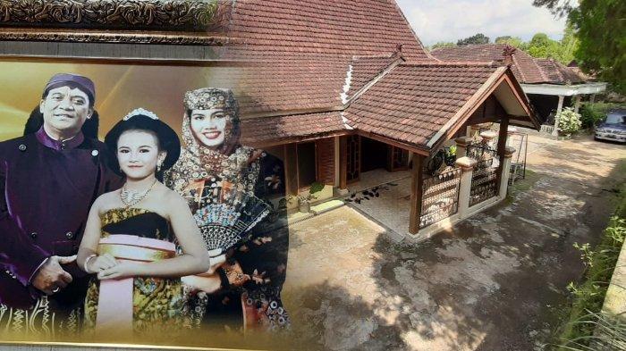Live Streaming Pemakaman Didi Kempot dari Desa Majasem Ngawi