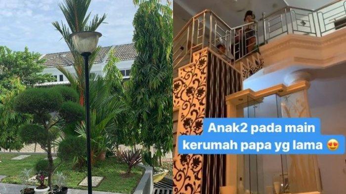 Rumah Fadel Islami di kampung halaman