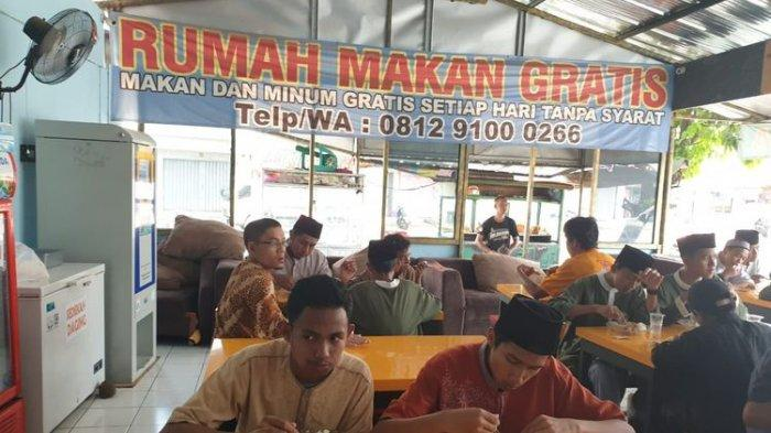 Video Perampokan Rumah Makan Gratis untuk Anak Yatim di Bogor Viral, Pegawai Sempat Minta Ampun