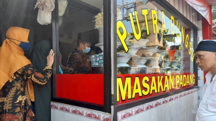 Masakan Warung Makan Padang di Sragen Ini Diklaim Otentik Seperti di Sumatra, Benarkah?
