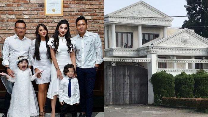 Ashanty Sudah Pulang, Pegawai Ungkap Kondisi Rumah Mewah Anang Selama Ashanty Dirawat di RS