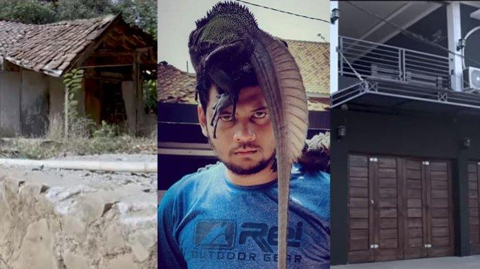 Potret Rumah Panji Petualang yang Kini Sukses Jadi YouTuber, Bandingkan Huniannya Dulu dan Sekarang