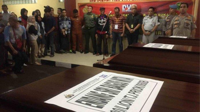 Keluarga Korban Lion Air  JT 610 Minta Pemerintah dan Lion Air Bangun Prasasti, Ini Tujuannya