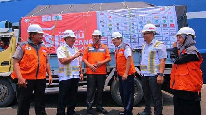 Rumah Zakat Kirim 30 Ton Paket Superqurban dan 15 Truk Bantuan Logistik untuk Palu-Donggala