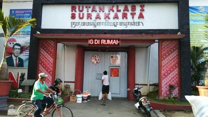 Idul Fitri 2020, 138 Narapidana di Rutan Solo Dapat 'Kado' Remisi