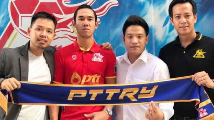 Tinggalkan Persija, Ryuji Utomo Resmi Berlabuh ke Klub Thailand