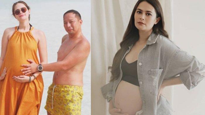 Sabai Dieter Morscheck Istri Ringgo Ulang Tahun ke-32, Berharap Anak Keduanya Tak Buru-buru Lahir