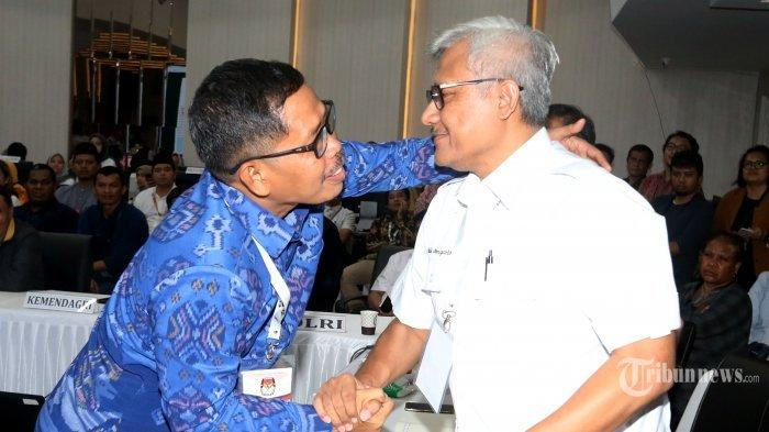 Saksi Pihak Prabowo-Sandiaga Tolak Teken Rekapitulasi Hasil Pemilu oleh KPU RI, Ini Alasannya