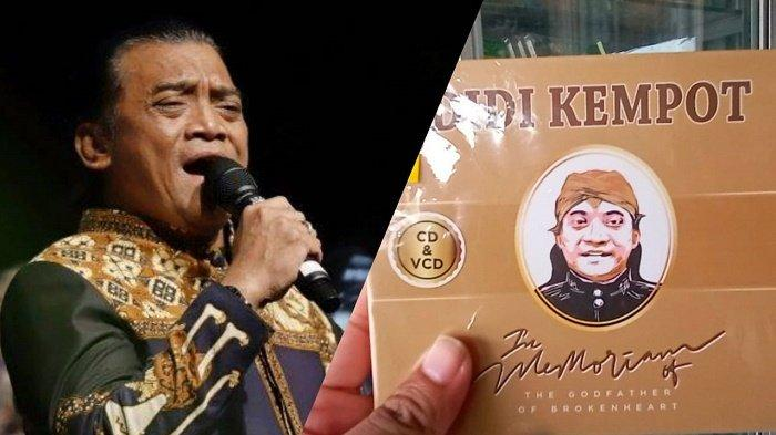 Setahun Didi Kempot Meninggal, Ini Kenangan Bos Kurnia Ilahi, Toko Kaset Penjual Album Sang Maestro