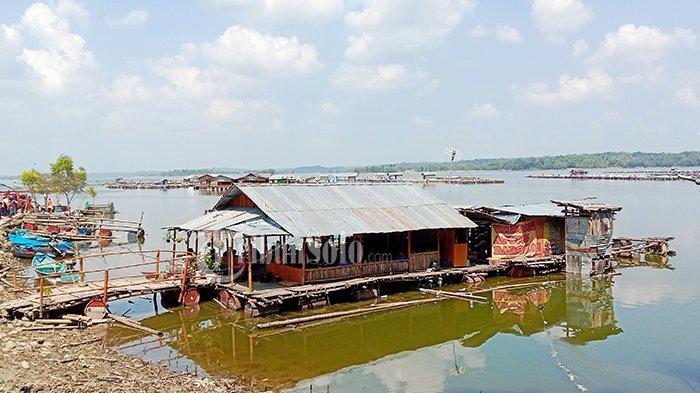 Asal Usul Warung Apung di Kedung Ombo : Ternyata Diincar Wisatawan, Ingin Sensasi Makan di Atas Air