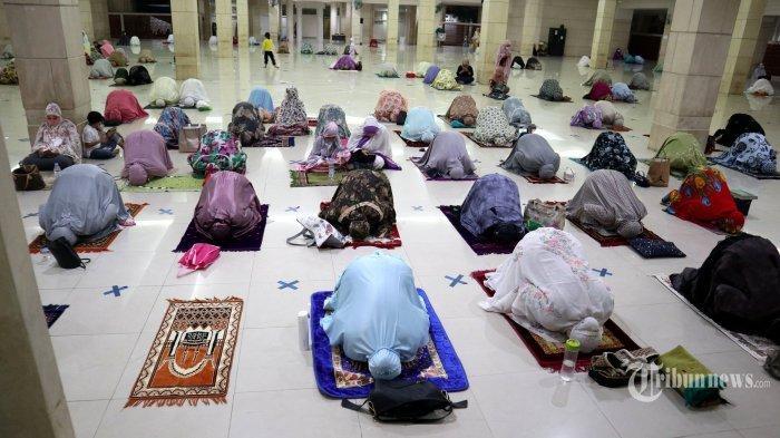 Keutamaan dan Ganjaran Sholat Tarawih Malam ke-8, Ramadhan ke-7, Ini Ganjaran yang Didapatkan