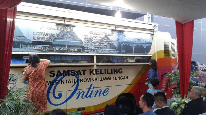 Jadwal Samsat Keliling 5 Kabupaten/Kota di Solo Raya, Jumat 7 Februari 2020