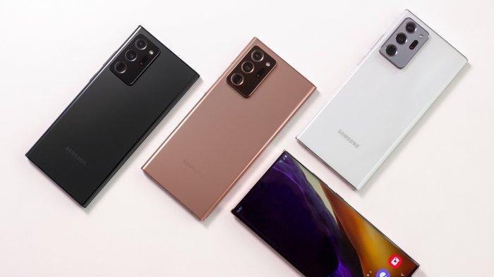 Lengkap, Daftar Harga Terbaru HP Samsung Bulan Januari 2021, Galaxy A02s hingga Galaxy S20 FE