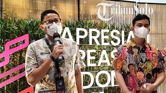 Blak-blakan, Politisi Partai Gerindra Sandiaga S Uno Dukung Gibran, Jika Maju di Pilgub DKI Jakarta