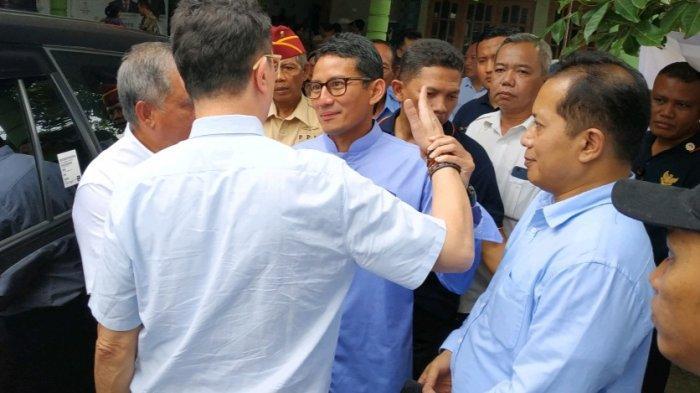 Gerindra Sayangkan Kejadian Sandiaga Diteriaki Kata Jokowi oleh Sekelompok Orang di Wonogiri