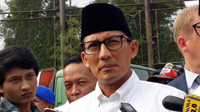 Sandiaga Uno Jadi Menteri Pariwisata, Pengamat Politik: Karpet Merah untuk Maju Pilpres 2024