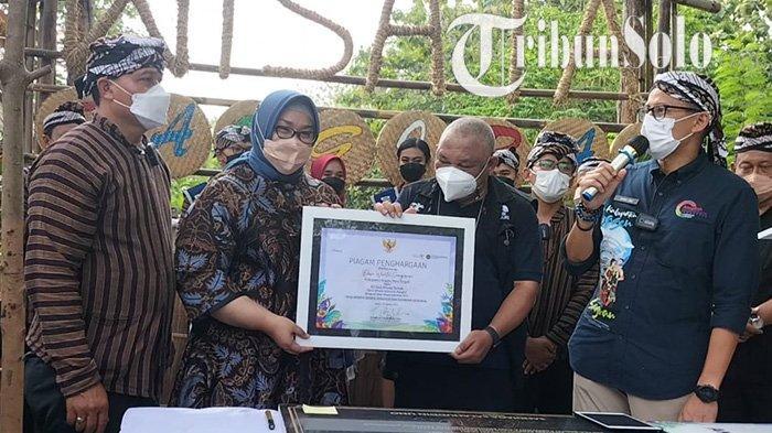 Dirintis Sejak 2 Tahun Lalu, Sangiran Sragen Masuk 50 Desa Wisata Terbaik Indonesia