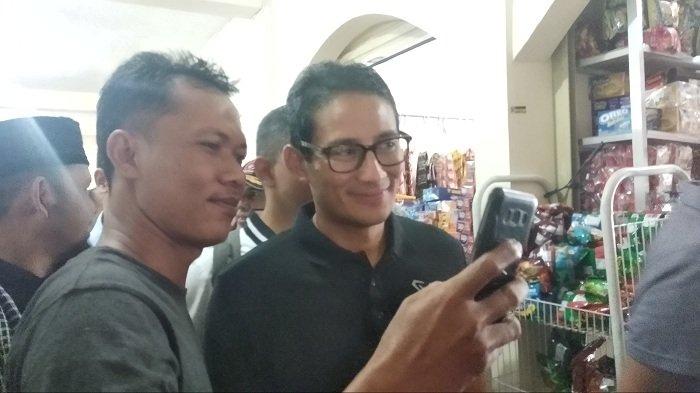 Mengapa Sandiaga Uno Kunjungi Solo, Kota Asal Jokowi?  Ini Alasannya