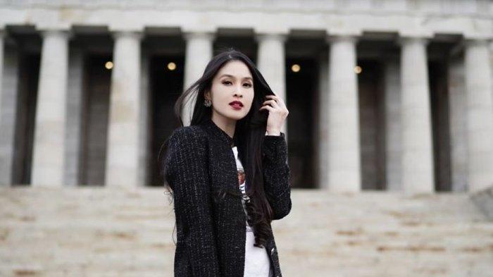 Sandra Dewi Hamil 7,5 Bulan, Teman-teman Selebritinya 'Protes' soal Perut, Begini Reaksinya