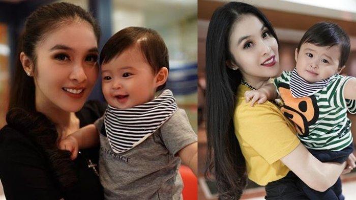 Ditanya Mengapa Rafa Tak Pernah Gundul, Sandra Dewi Ungkap Masa Kecilnya hingga Jadi Ikon Shampoo