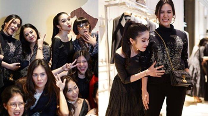 Lihat Penampilan Nagita Slavina, Raisa, hingga Sandra Dewi Hadiri Pameran Christian Dior