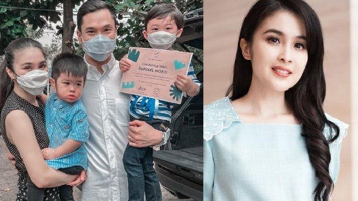 Harvey Moeis Anak Sandra Dewi Usianya Baru 3 Tahun Sudah Sekolah, Kini Rayakan Kelulusan Bersama