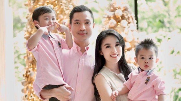 Sandra Dewi Unggah Foto Masa Kecil Harvey Moeis Suaminya, Mirip Raphael atau Mikhael?