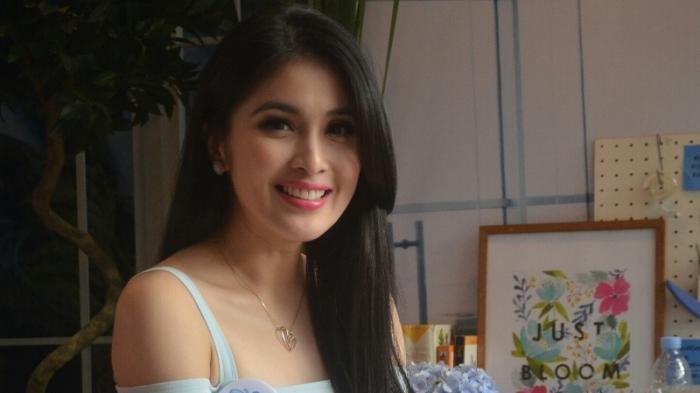 Hamil 9 Bulan, Sandra Dewi Luncurkan 8 Bisnis Baru