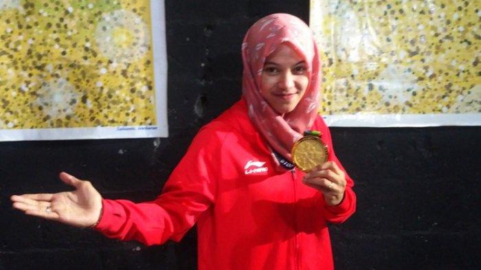 Dapat Bonus Asian Games Rp 3 Miliar, Pesilat Sarah-Iqbal Akan Buka Usaha
