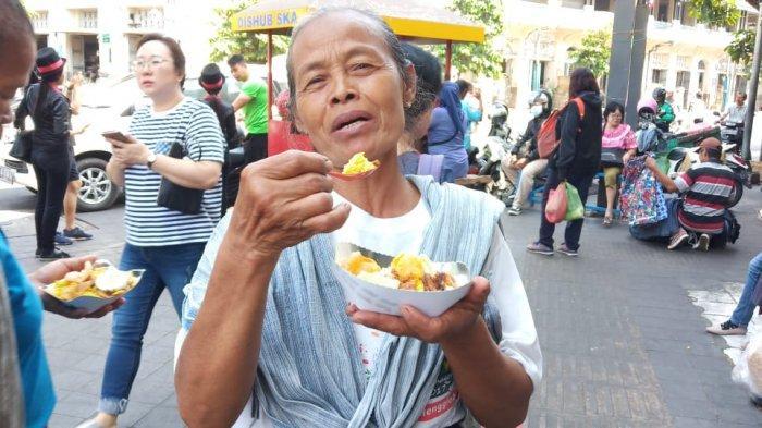 Harapan Warga Solo Jelang Pelantikan Presiden:Semoga Pak Jokowi Lancar Tak Ada Halangan