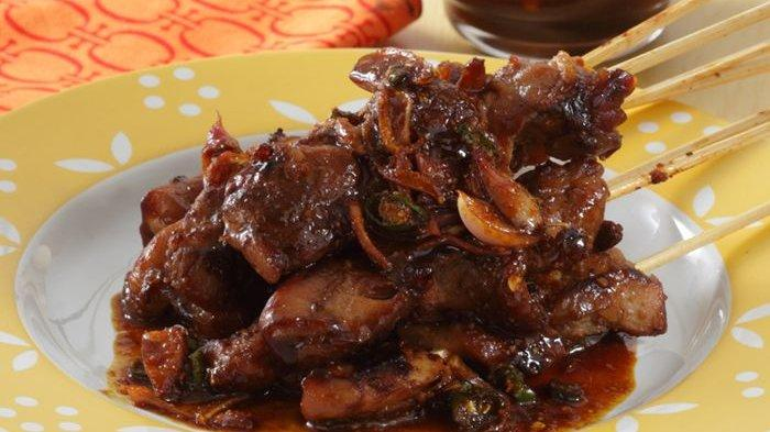 Resep Mudah Sate Ayam Bumbu Kecap Enak Ini Bisa Dibuat Dengan 2 Langkah Saja