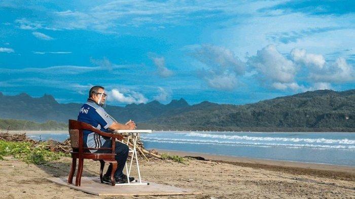 SBY Pulang ke Kampung Halaman, Tinjau Museum yang Ia Siapkan untuk Mendiang Ani Yudhoyono