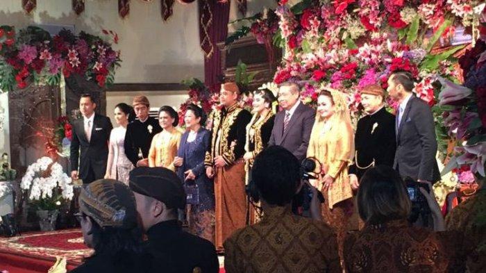 SBY Berikan 'Kado' Ini untuk Kahiyang-Bobby