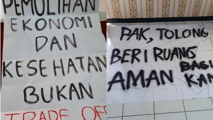 Kata Anggota DPR RI Soal Mahasiswa UNS Diamankan karena Bentangkan Poster saat Kunjungan Presiden