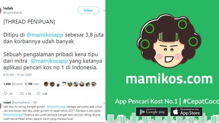 Viral Kena Tipu hingga Rp 3,8 Juta karena Aplikasi Mamikos, Begini Cerita Korban