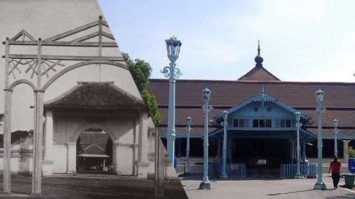Sejarah Riwayat Masjid Agung Surakarta : Kubah Emas Murni dari Sang Raja Solo Harus Dicopot